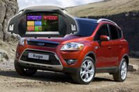 Автомагнитола Redpower 21151B Ford Kuga II (2012+) (с DVD)