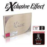 EXCLUZIVE EFFECT (0,5*0,75)