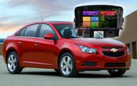 Автомагнитола Redpower 21045 Chevrolet Cruze (-2012)